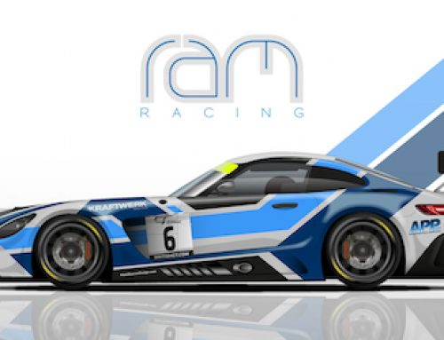 Callum To Ram Racing