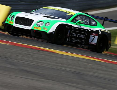 Callum Claims Maiden GT3 Win